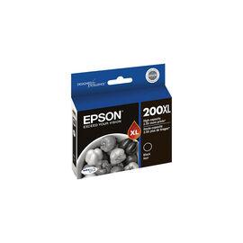 Epson 200XL High-Capacity Ink Cartridge - Black - T200XL120-S