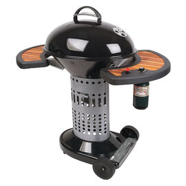Coleman Bonesco Gas Assist Charcoal Barbeque - Black