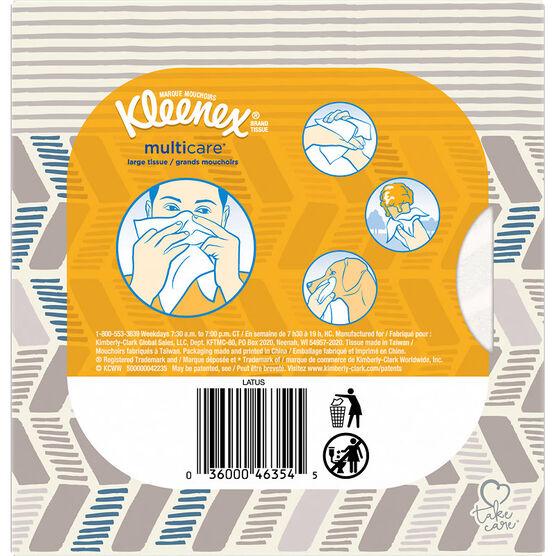 Kleenex Multicare Large Tissue - 80's