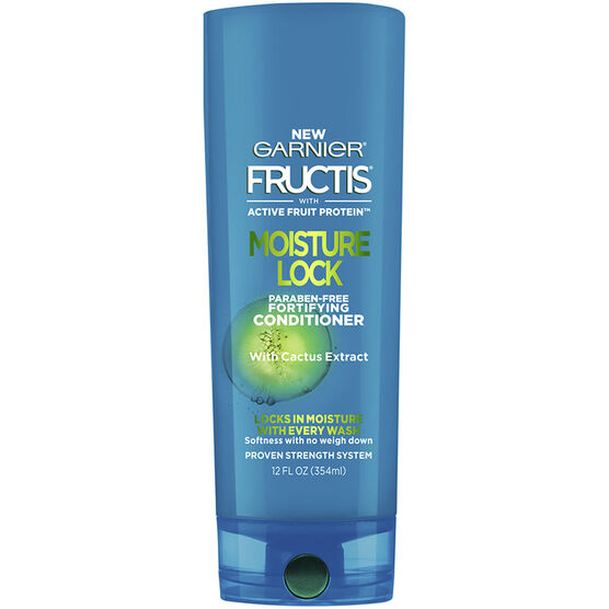 Garnier Fructis Moisture Lock Conditioner - Dry to Normal - 354ml