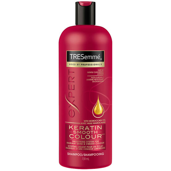 Tresemme Expert Keratin Smooth Colour Shampoo - 739ml