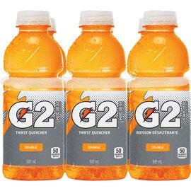 Gatorage G2 - Orange - 6 x 591ml