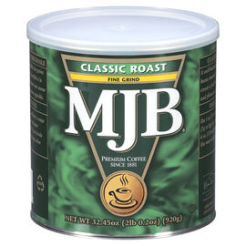 MJB Premium Coffee - Fine Grind Classic Roast - 920g