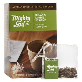 Mighty Leaf Tea - Organic Spring Jasmine - 15 Pack