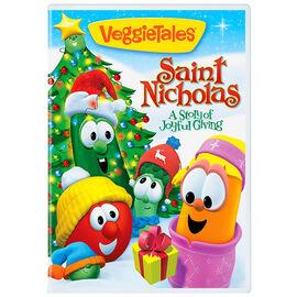 VeggieTales: St. Nicholas: A Story of Joyful Giving - DVD