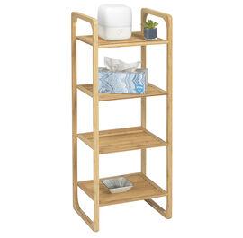London Drugs Bamboo Shelf - 4 Tier