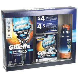 Gillette Fusion ProShield Gift Set - Chill