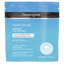Neutrogena Hydro Boost Hydrating 100% Hydro Gel Mask - 30g