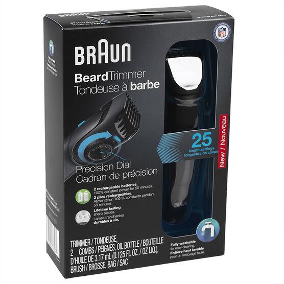 Braun Beard Trimmer BT5050 - Black - 87396