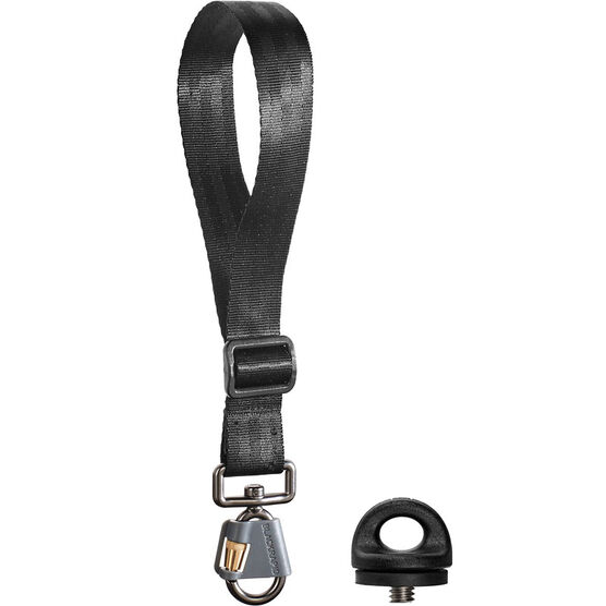 BlackRapid Breathe Wrist Camera Strap with FR-5 Fastner - Black - BR362010