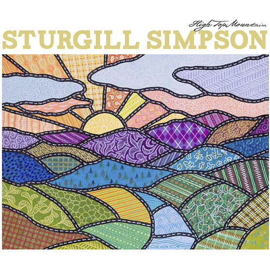 Sturgill Simpson - High Top Mountain - Vinyl