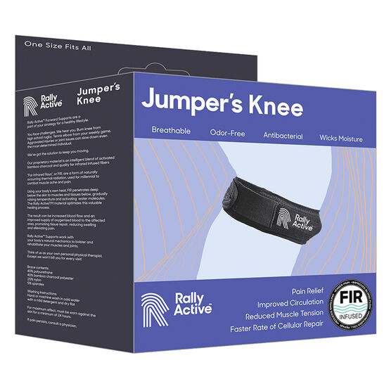 Rally Active Jumpers Knee - One Size