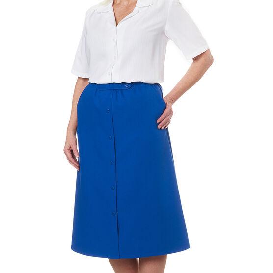 Silvert's Women's Regular Gabardine Skirt - 8 - 20