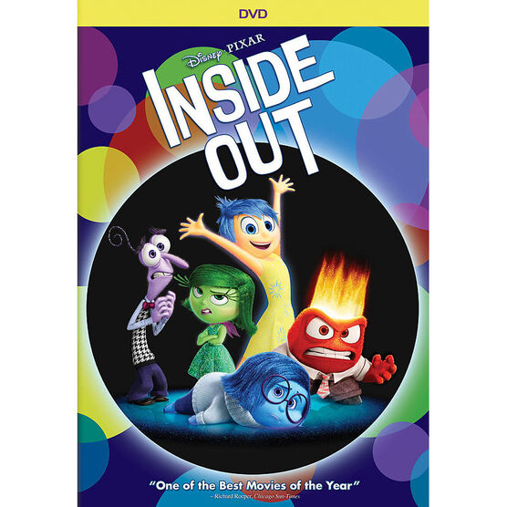 Inside Out - DVD