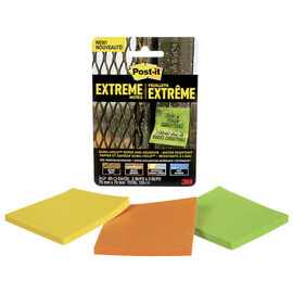 3M Post-it Extreme 3 x 3in Notes - 135's