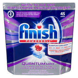 Finish Powerball Quantum - 45's