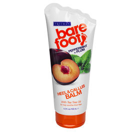 Freeman Bare Foot Shea Butter Heel & Callus Balm - Peppermint & Plum - 150ml
