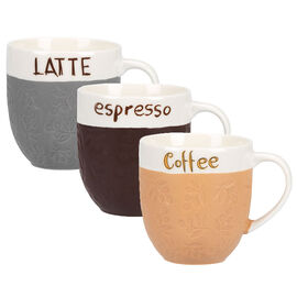 London Drugs Porcelain Coffee Mug - Assorted - 360ml