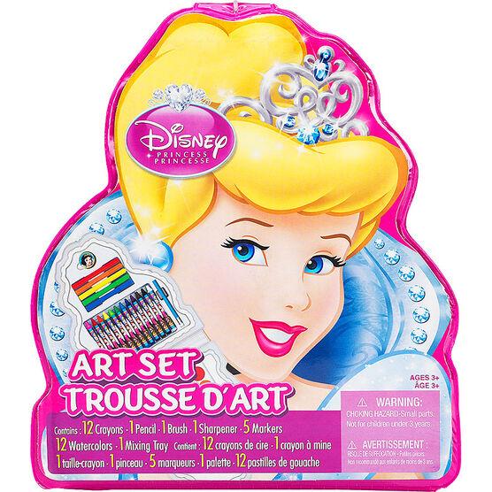 Disney Princess Art Set - 33 pieces