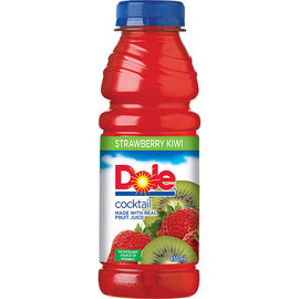 Dole Bottled Juice - Strawberry Kiwi - 450ml