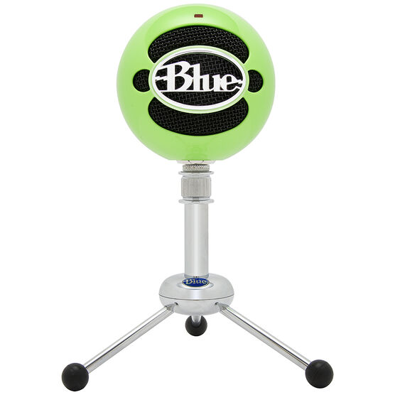 Blue Microphones Snowball USB Microphone - Neon Green - 3022