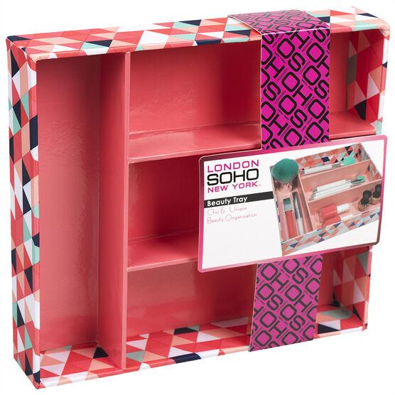London Soho New York Beauty Tray - Geometric - 69F5278MKWM