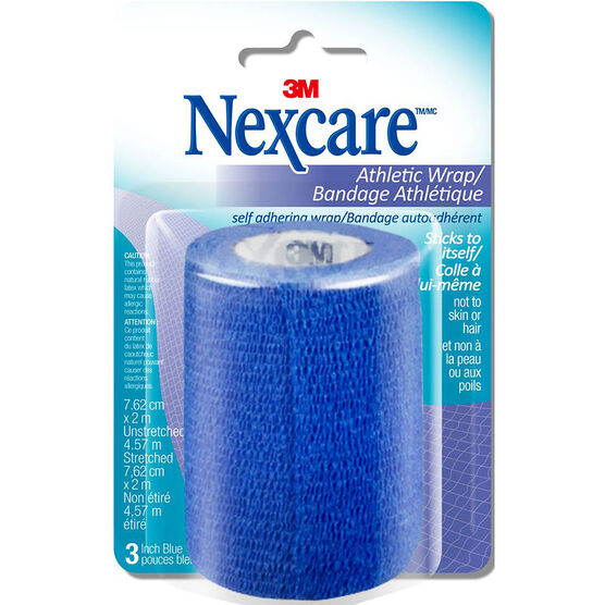 3M Nexcare Athletic Wrap - 75mm x 4.5m