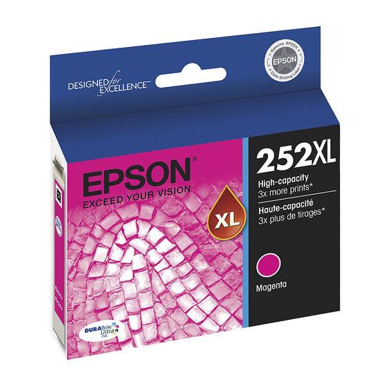 Epson T252XL Ink Cartridge - Magenta - T252XL320-S