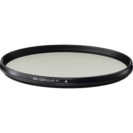 Sigma 55mm Water Repellent Circular PL Lens Filter - S55WRCP
