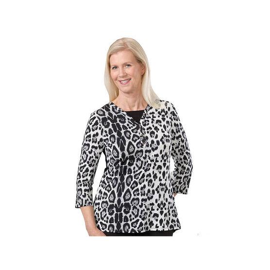 Silvert's Women's V-Neck Top - Small - XL
