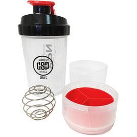 GSP Multi-use Shaker Bottle - 454ml