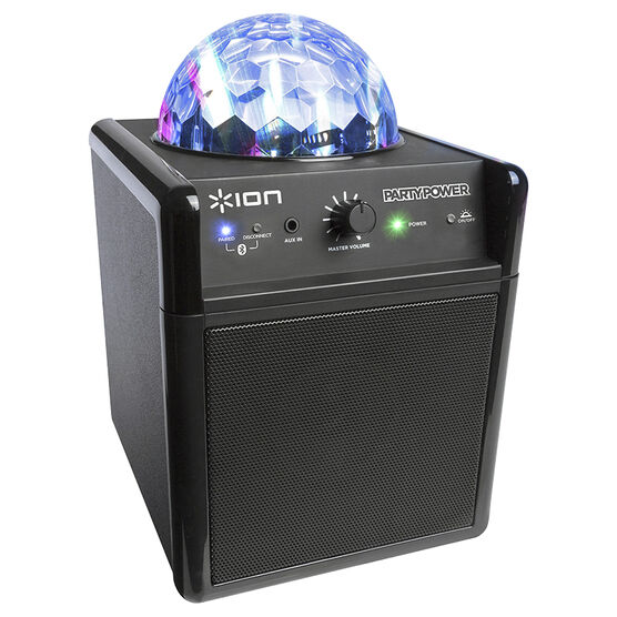 Ion Party Power Speaker - Black - IPA19C