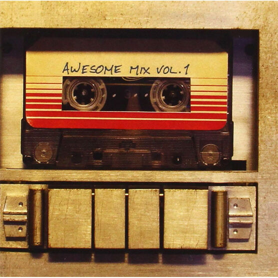 Soundtrack - Guardians of the Galaxy: Awesome Mix Vol. 1 - CD