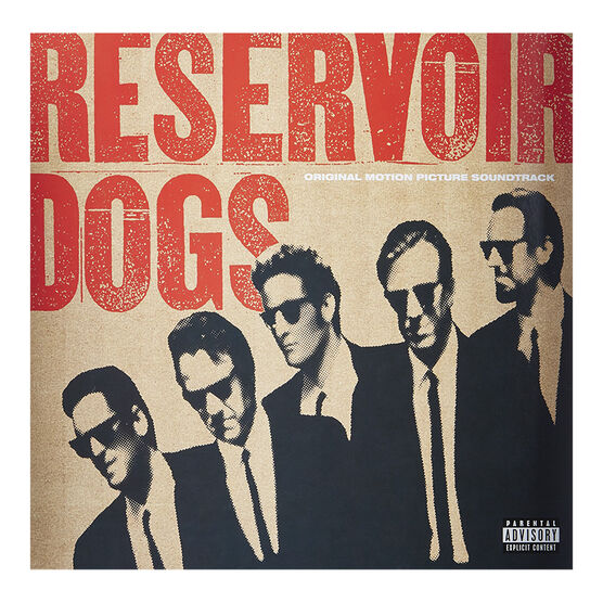 Soundtrack - Resevoir Dogs - Vinyl