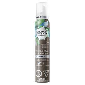 Herbal Essences bio:renew Flexible Style Mousse - Flex Hold - 187g
