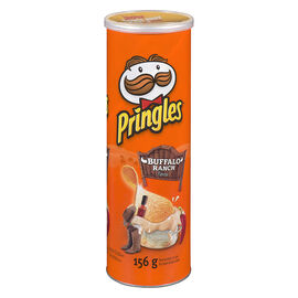 Pringles Potato Chips - Buffalo Ranch - 156g