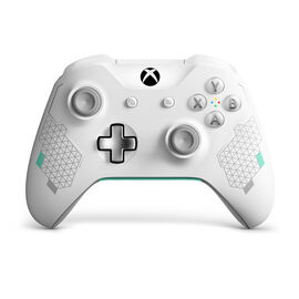 Xbox One Wireless Controller - Sport White - WL3-00082
