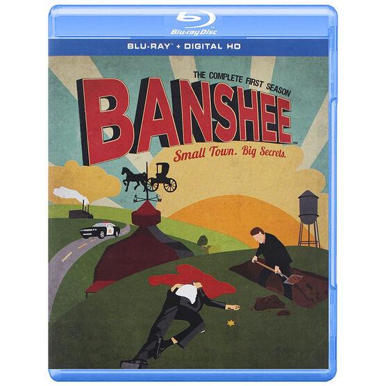 Banshee: The Complete First Season - Blu-ray