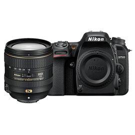 Nikon D7500 with 16-80mm VR Lens - PKG #36360