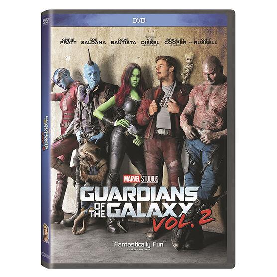 Guardians of the Galaxy: Vol. 2 - DVD