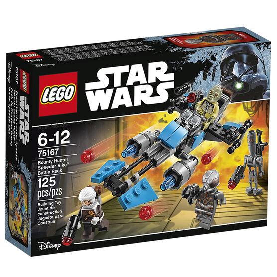 LEGO Star Wars - Bounty Hunter Bike
