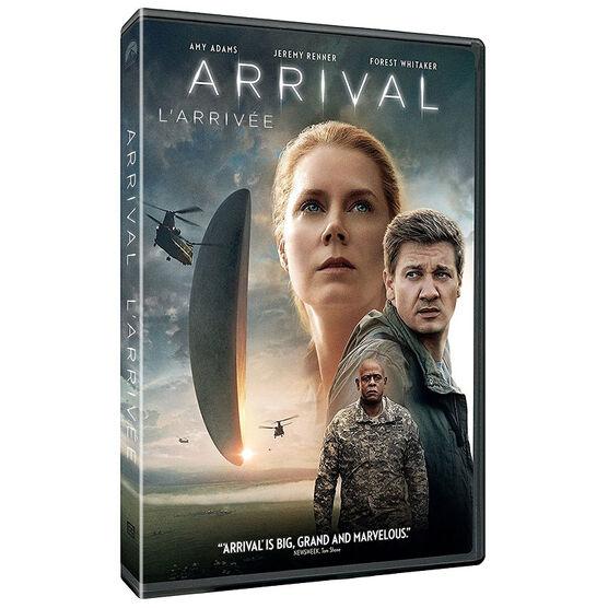 Arrival - DVD