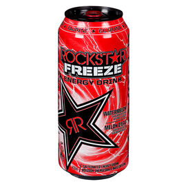 Rockstar Freeze Energy Drink - Watermelon - 473ml