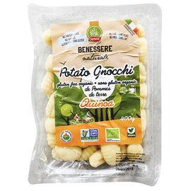 Ciemme Organic Potato Gnocchi - Quinoa - 400g