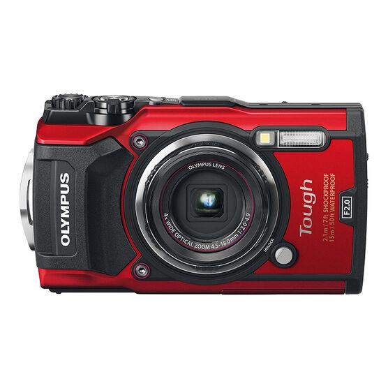 Olympus Tough TG-5 - Red - V104190RU000
