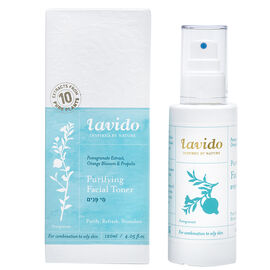 Lavido Purifying Facial Toner - 120ml