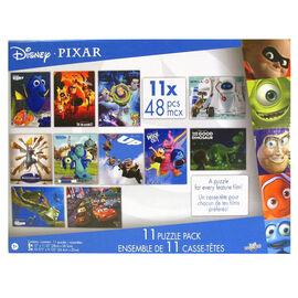 Disney Licensed Movie Puzzle Pack - Assorted