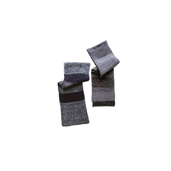 Point Zero Men's Scarf - Grey - Assorted