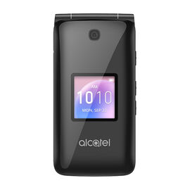 Telus Alcatel Go Flip Prepaid Phone - Black - NPPLALGOFLIPBK