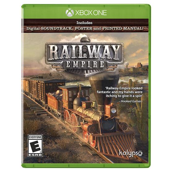 Xbox One Railway Empire